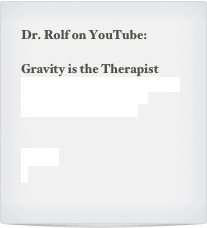 Dr. Rolf on YouTube: